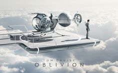 Oblivion is a 2013 post-apocalyptic science fiction film based on Joseph Kosinski's unpublished graphic novel of the same name. The film was co-written, produced and directed by Kosinski. It stars Tom Cruise, Morgan Freeman, Andrea Riseborough, and Olga Kurylenko. The film was released in the U.S. on April 19, 2013. According to Kosinski, Oblivion pays homage to science fiction films of the 1970s. – The film received mixed reviews.