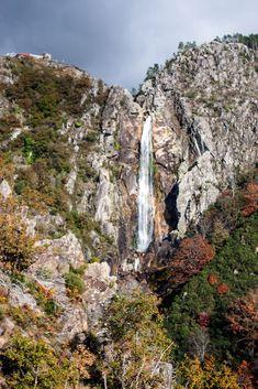 Arouca Frecha de Mizarela - Maior queda de água da Península Ibérica