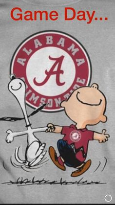 Roll Tide!! Iron Bowl 2017