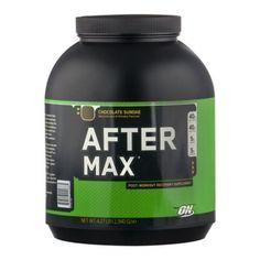 After Max ist zurück im Sortiment - Proteinmischung mit Kohlenhydraten, Glutamin Peptiden, Kreatin, Glutamin, Taurin und Enzymen sowie Vitalstoffkomplex