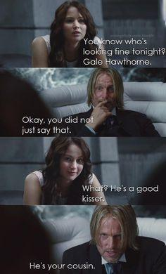 Hunger Games + Mean Girls