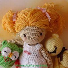 There's nothing like a hug to get you through the day. So I'm sending a great big one with my sweet girl Adaline!#crochet#crochetdoll#amigurumi#amigurumidoll#isabellekessedjian#mycrochetdoll#handmade#toys#presents#knitting#crossstitching#cute#ganchillo by nina.hookcreations