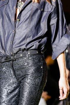 Versace ss14 details