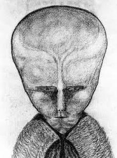 Aleister Crowley's Drawing of the Entity LAM
