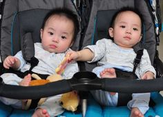Twin Toddlers Turn Out to Have Different Dads