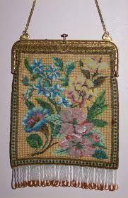 how to display beaded purses - Google Search