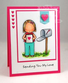 Pure Innocence Will You Be Mine?, Blueprints 11 Die-namics - Michele Boyer #mftstamps