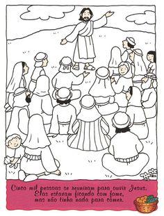 1000 Images About Bijbel Wonderen Van Jezus Kleuters