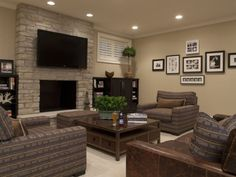 Having Proper Basement Designs to Help You Save Time and Money