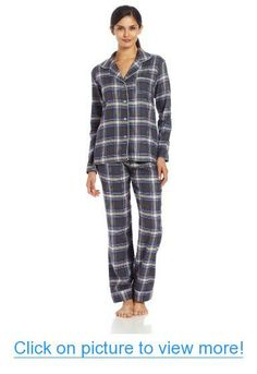 Bottoms Out Women's Flannel Pajama Set