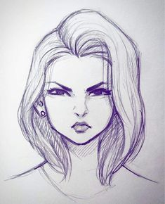 42 Ideas For Eye Sketch Cartoon Art Girl Drawing Sketches, Girly Drawings, Art Drawings Sketches Simple, Cartoon Sketches, Cartoon Art Styles, Pencil Art Drawings, Sketches Of Girls, Drawing Eyes, Doodle Drawings