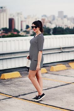 Look do dia: Vestido camiseta | Just Lia