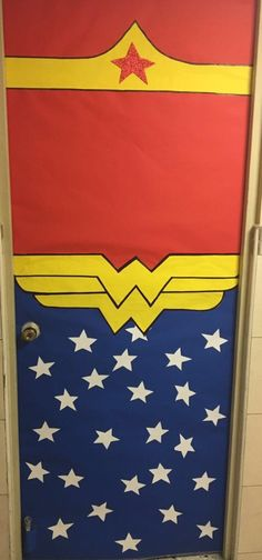 Image Result For Wonder Woman Stars For Bulletin Boards