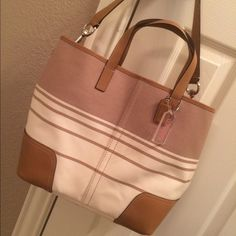 Coach Handbags - NWOT large Coach Tote bag