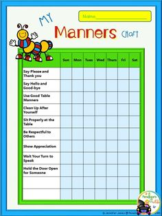 Help kids stay on track with these great FREE versatile behavior and chore charts! Included in this packet are print & go PDF color and black and white versions. Most charts include extra space at the bottom to write in extra chores. These charts are great for teachers, parents, and kids. Teachers can use them in the classroom or send them home to parents as needed and incorporate them into Character Education.