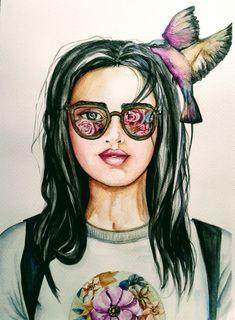 acuarela Character, Art, Watercolors, Craft Art, Kunst, Gcse Art, Art Education Resources