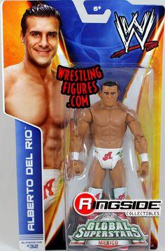 Alberto Del Rio - WWE Series 40