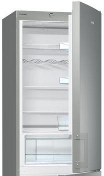 NÁMRAZA - Kombinace chladničky s mrazničkou Gorenje Essential RK6192AX Inoxlook