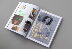 the poool / kind of new by atipo , via Behance