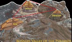 The Sun Pyramid In Bosnia - Knowledge About The Mysterious Place Of Power Ancient Mysteries, Ancient Artifacts, Ancient Aliens, Ancient History, Paranormal, Earth Grid, Lunar Phase, Mysterious Places, Knowledge And Wisdom