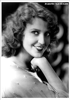 Jeanette Macdonald - Hollywood Screen Legend - Wonderful A4 Glossy Print by Vintage Portraits http://www.amazon.co.uk/dp/B0174RIMB0/ref=cm_sw_r_pi_dp_G7nlwb08D9T15