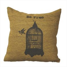 BE FREE PILLOW
