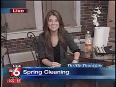Thrifty Thursday: Spring Cleaning
