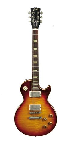 Duane Allman | '59 Gibson Les Paul Standard.