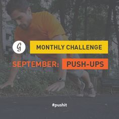 Join Greatist's 30-Day Push-Up Challenge! September 2014