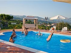 Luxury property with pool and well-groomed garden, on the slopes of EtnaCase vacanze in Taormina da @homeawayitalia