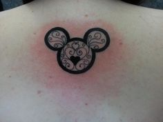 done at Grayscale tattoo in Belfast.  I worked in Disneyland and it reminds me of some of the happiest times in my life.