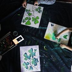 Today we started our spring chalk pastels course! The kids loved their shamrocks and I loved adding a bit of color to our day. Chalk Pastels, Art Tutorials, Homeschooling, Art For Kids, My Love, Spring, Instagram Posts, Color, Colour