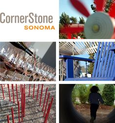 cornerstone sonoma gardens - love this place!  It is inspirational.
