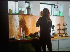 Kersten Holms kitchen in Arne Dahl 2nd series