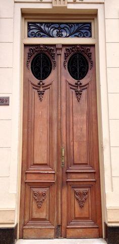Puerta antigua. Asunción-Paraguay