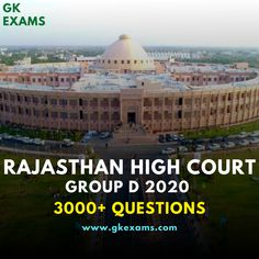 Free Rajasthan High Court Mock Test Series in Hindi available on Gkexams. Online Mock Test, Travel, Free, Viajes, Destinations, Traveling, Trips