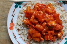 Pork, Chinese, Ethnic Recipes, Sweet, Kale Stir Fry, Candy, Pork Chops, Chinese Language