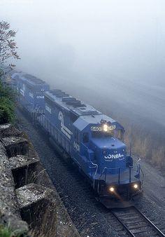 Conrail Diesel Engines