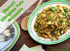 Oh my gosh, this Ethiopian-style scrambie looks so good!  via @rickiheller