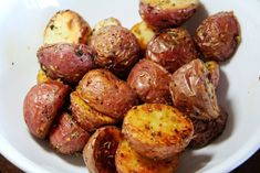 Herb Roasted Potatoes & Pearl Onions