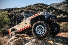 Jeep Scrambler by Winslow Bent