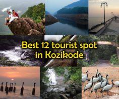 Calicut Tourism - Calicut is known for active beaches and picturesque locations. Book Calicut tours through Kerala Holidays Pvt Ltd. Arabian Sea, Tourist Spots, Kerala, Serenity, Tourism, Places To Visit, Destinations, Book, Beach