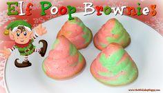 Elf Poop Brownies