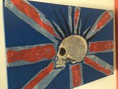 Skull#london calling