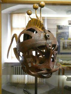 Rothenburg-Criminal and Punishment Museum Shame mask
