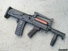 Russian OTs-14 Groza