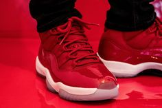 The new Air Jordan 11 Win Like dropped today and is still available! Check the link in bio for the stockists. Jordan 11, Adidas Originals, Nike Shoes, Sneakers Nike, Sneaker Release, Nike Air Jordans, Dream Shoes, Aj 11, Outfit Of The Day