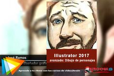 Descargar Curso Illustrator CC 2017 avanzado Dibujo de personajes Video2brain |MEGA|1 LINK