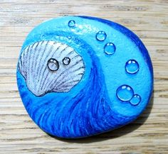 Stone painting ~ I love it <3