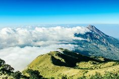 Merbabu Mountain on Behance
